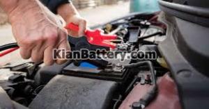 اتصالات باتری 300x157 راهنمای خرید و کار با شارژر باطری ماشین