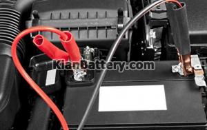 باتری خودرو 300x189 راهنمای خرید و کار با شارژر باطری ماشین