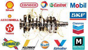 برند خارجی روغن 300x169 راهنمای انتخاب و خرید بهترین روغن موتور