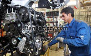 ساخت موتور ایرانخودرو 300x186 بررسی موتور های تولید ایران خودرو