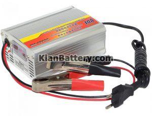 شارژر قابل حمل 300x230 راهنمای خرید و کار با شارژر باطری ماشین