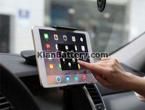 هولدر تبلت 300x227 راهنمای خرید هولدر موبایل برای ماشین
