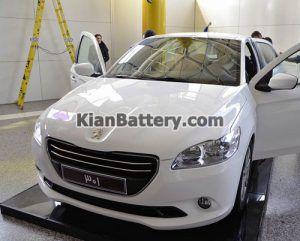 پژو 301 300x241 بررسی موتور های تولید ایران خودرو