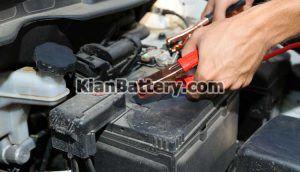 باتری به باتری 300x172 عوامل و علائم خرابی ای سی یو ECU خودرو