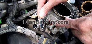 خرابی سنسور هوا 300x144 چرا خودرو بد کار میکند