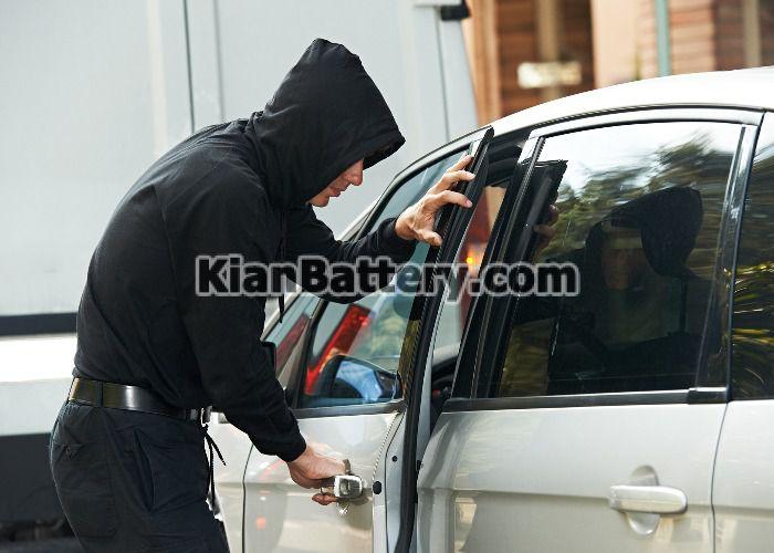 آشنایی با ابزار ضد سرقت خودرو