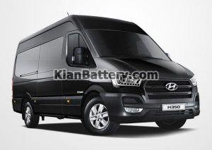 ون هیوندای H350 300x213 معرفی انواع ماشین های کمپر و ون های موجود در ایران