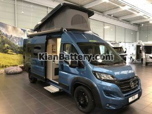 Hymercar Camper 300x225 معرفی انواع ماشین های کمپر و ون های موجود در ایران