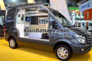 Mercedes Benz 300x200 معرفی انواع ماشین های کمپر و ون های موجود در ایران