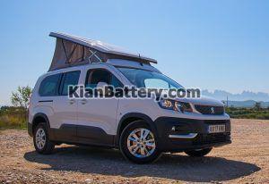 Peugeot Rifter 300x206 معرفی انواع ماشین های کمپر و ون های موجود در ایران