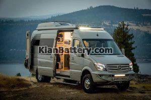 RB Sawtooth Touring Van 300x200 معرفی انواع ماشین های کمپر و ون های موجود در ایران
