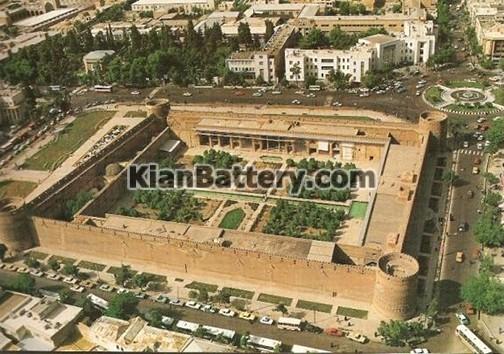 ارگ کریم خان راهنمای سفر به شیراز در استان فارس