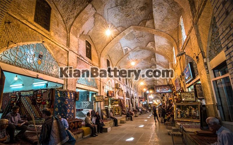 بازار وکیل راهنمای سفر به شیراز در استان فارس