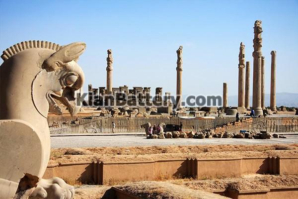 تخت جمشید راهنمای سفر به شیراز در استان فارس