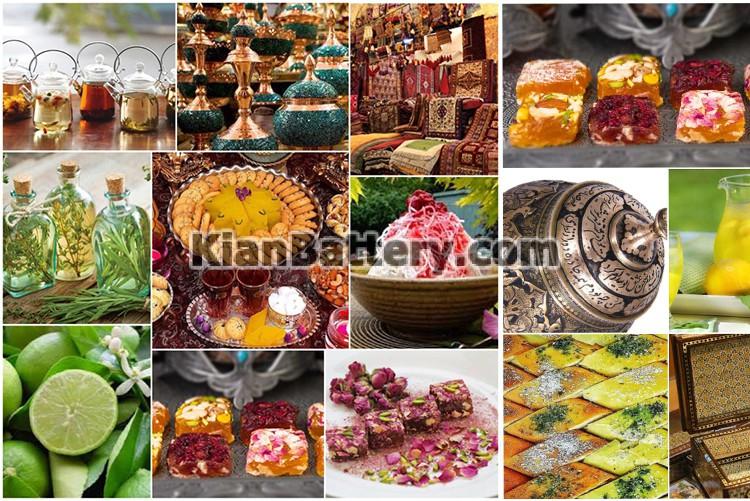 سوغات شیراز راهنمای سفر به شیراز در استان فارس