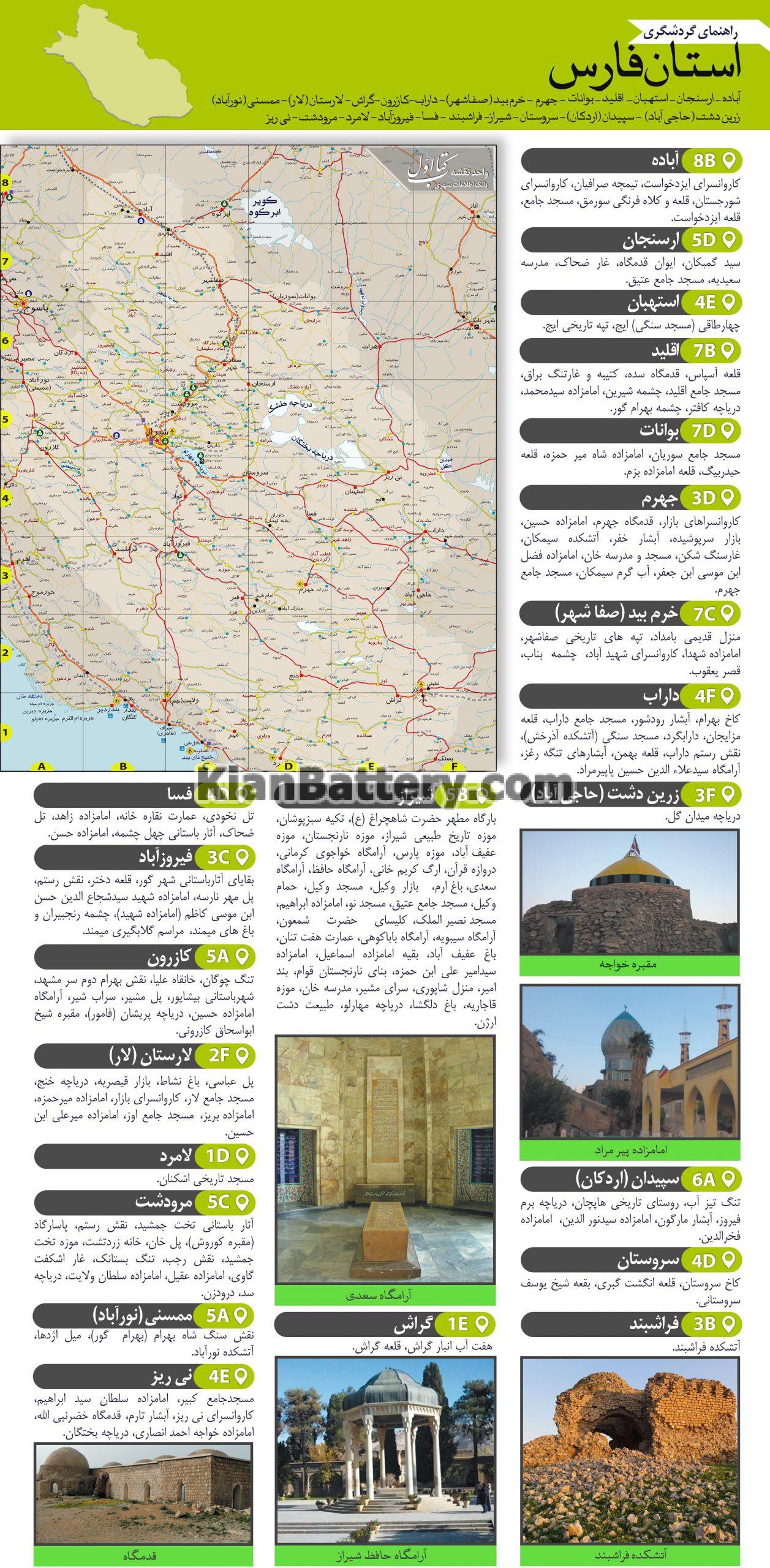 فارس scaled راهنمای سفر به شیراز در استان فارس