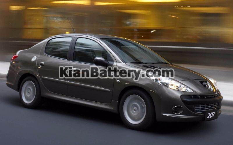 Peugeot 207 بررسی آپشن های پژو 207 جدید (207i)
