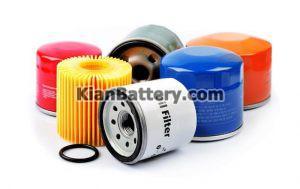 انواع فیلتر روغن 300x189 همه چیز درباره فیلتر روغن موتور خودرو (زمان تعویض، راهنمای خرید)