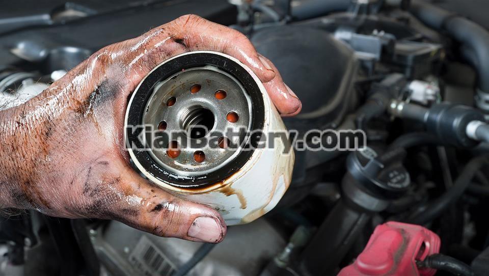 همه چیز درباره فیلتر روغن موتور خودرو (زمان تعویض، راهنمای خرید)
