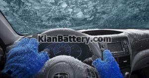 گرم کردن خودرو 300x157 ایا درجا کارکردن ماشین ضرر دارد؟