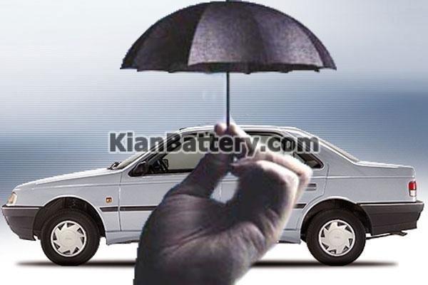 بیمه ثالث بیمه بدنه خودرو شامل چیست؟ | همه چیز درباره بیمه بدنه
