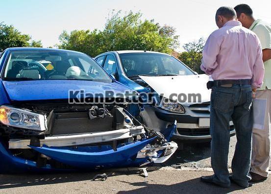 تصادف ماشین 2 بیمه بدنه خودرو شامل چیست؟ | همه چیز درباره بیمه بدنه