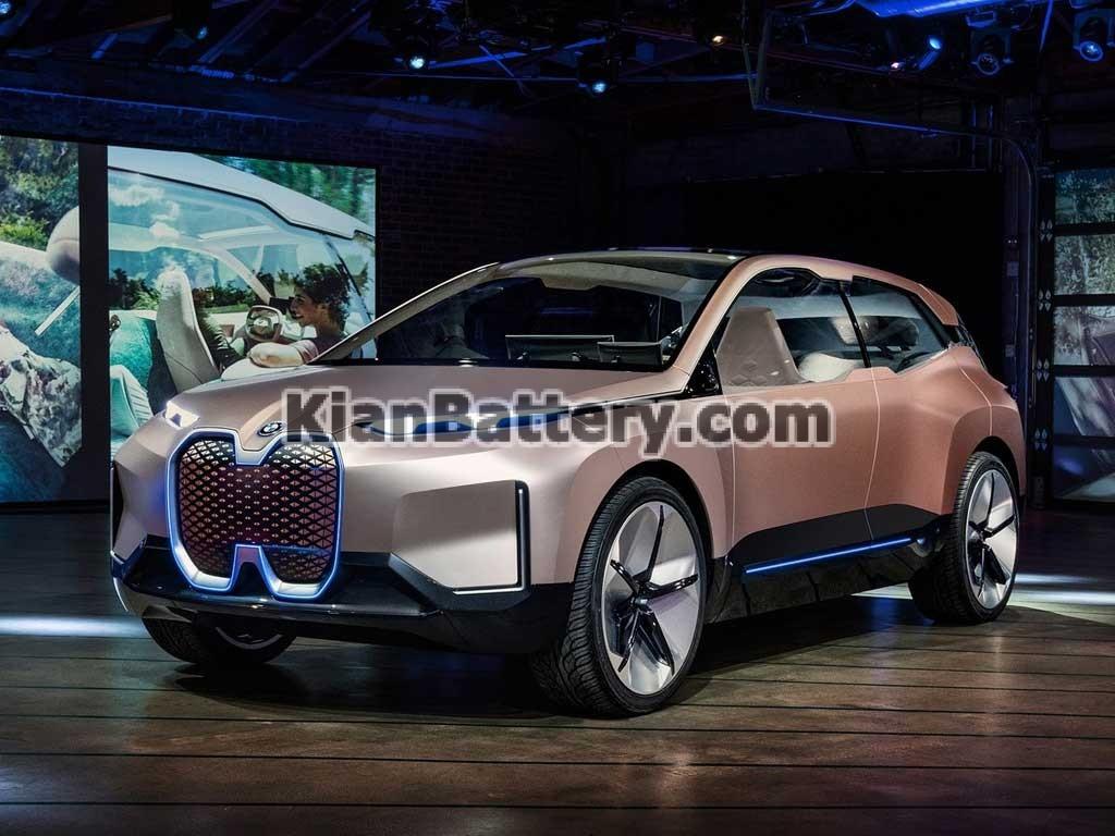 BMW Vision iNEXT Concept معنی فیس لیفت خودرو چیست؟