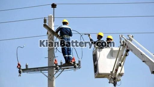 برق شهری انواع مشکلات برق شهری چیست؟