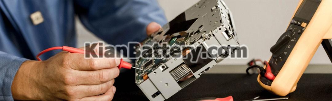 تعمیر ضبط 2 عیب یابی و رفع مشکلات و خرابی ضبط ماشین