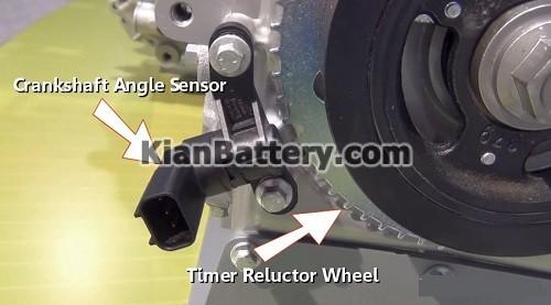 سنسور دور موتور خودرو و علائم خرابی آن چیست؟