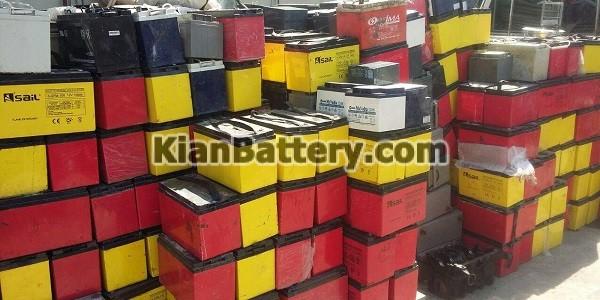 باتری فرسوده یو پی اس خریدار ضایعات باتری ups   باتری فرسوده یو پی اس