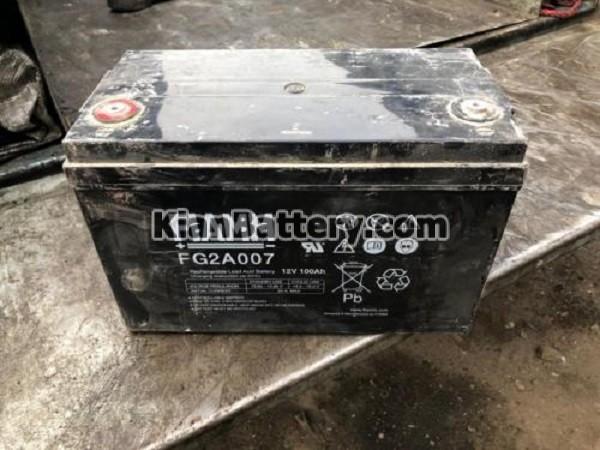باتری یو پی اس خریدار ضایعات باتری ups   باتری فرسوده یو پی اس